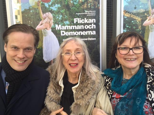 Kompositör Anders Niska regi Suzanne osten producent Agneta j bergenstråhle